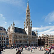 The Grand Place Poster