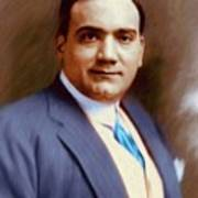 The Great Enrico Caruso Poster
