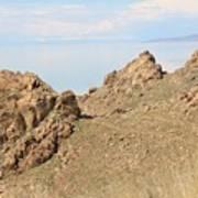 The Great Salt Lake 8 Poster