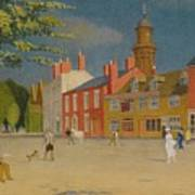 The Green At Banbury Poster