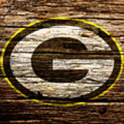 The Green Bay Packers 1b Poster