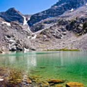 The Green Of Treasure Lake 3  Poster
