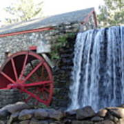 The Grist Mill  Poster