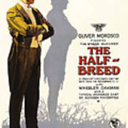 The Half-breed Poster