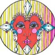 The Heart Queen Poster