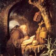 The Hermit 1670 Poster