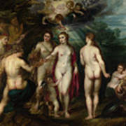 The Judgment Of Paris Poster