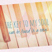 The Key To My Soul Poster
