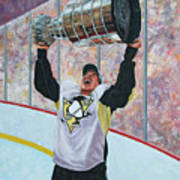 The Kid And The Cup Poster