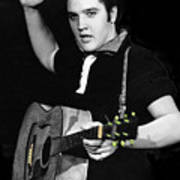 The King Rocks On Xxi Poster