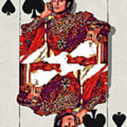 The Kings - Michael Jackson Poster
