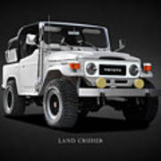 The Land Cruiser Poster