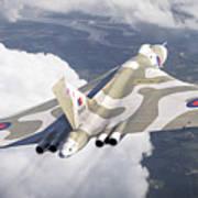 The Last Flight Of The Vulcan Poster