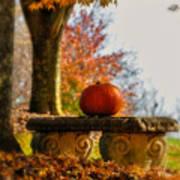 The Last Pumpkin Poster