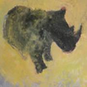 The Last Rhino Poster