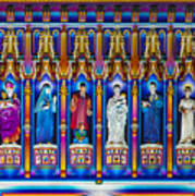 The Light Of The Spirit Westminster Abbey Poster