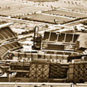 The Linc - Aerial View Poster