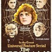 The Lion Man 1919 Poster
