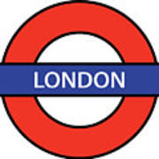 The London Underground Poster