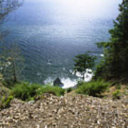 The Lost Coast - Sinkyone Wilderness Poster