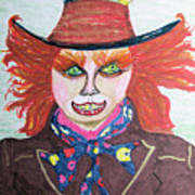 The Mad Hatter Poster