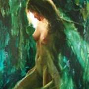 The malachite light Poster