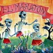 The Marathon Poster