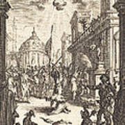 The Martyrdom Of Saint James Major Poster