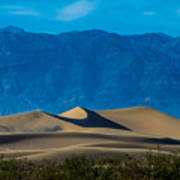 The Mesquite Dunes Poster
