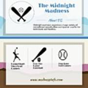 The Midnight Madness Poster
