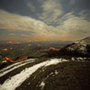 The Midnight On Malvern Hills Poster