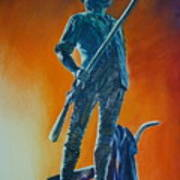 The Minuteman Poster