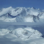 The Mount Vinson Massif 16, 059 Poster