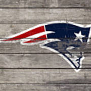 The New England Patriots 3c Poster