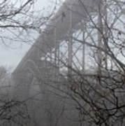 The New River Gorge Bridge Poster
