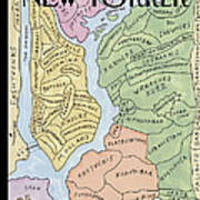 New Yorkistan Poster