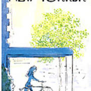 The New Yorker Cover - May 26th, 1973 Poster
