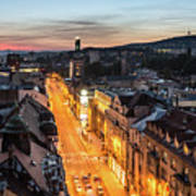 The Nights Of Sarajevo Poster
