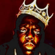 The Notorious B.i.g. - Biggie Smalls Poster