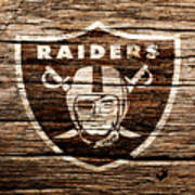 The Oakland Raiders 1f Poster