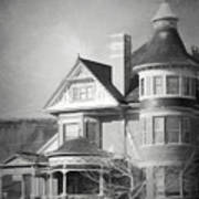 The Old House Poster