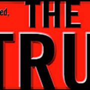 The One Truth Poster