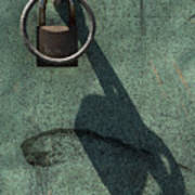 The Padlock, Ring And Shadow Poster