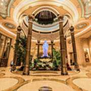 The Palazzo Inside Main Entrance Very Wide Poster