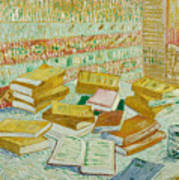 The Parisian Novels Or The Yellow Books Poster