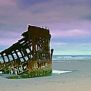 The Peter Iredale Poster