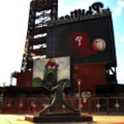 The Phillies - Steve Carlton Poster
