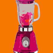 The Pink Blender Poster
