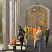 The Promenade Poster
