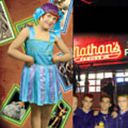 The Promise Of The Hoochi Coochie Showman's Daughter Poster